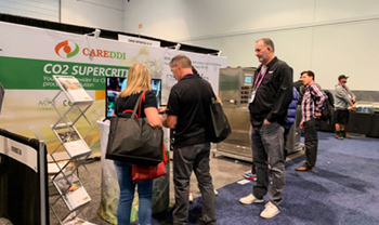 Careddi Supercritical participe à la MJBizCon —— 2019 Marijuana Business Conference and Cannabis Expo